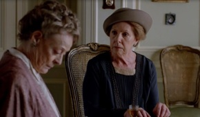 """""""You're as infirm as Windsor Castle."""" – Downton Abbey5×05"""
