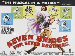 Seven Brides for Seven Brothers(1954)
