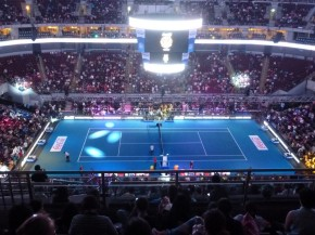 Amazing Tennis Weekend with the IPTL