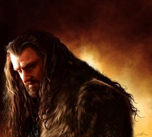 Thorin don't die don't die don't dieeeeeee