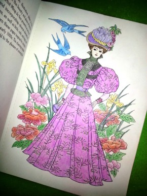 Avocados and ColoringBooks