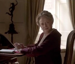 """Does it ever get cold on the moral high ground?"" – Downton Abbey 6×01"