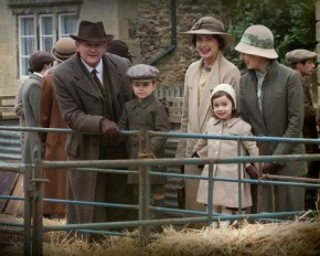 """I don't need to be stirred or squashed."" – Downton Abbey 6×02"