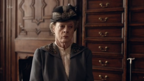 """Did you drink at luncheon?"" – Downton Abbey 6×03"