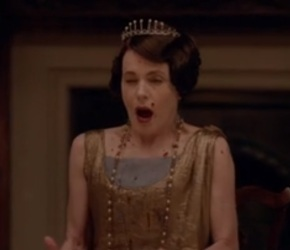 """Are they allowed to have that much blood?"" – Downton Abbey 6×05"
