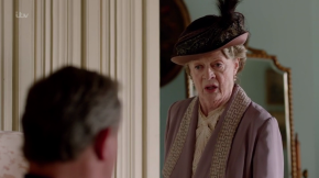 """If I could choose between principle and logic, I'd take principle every time!"" – Downton Abbey 6×06"