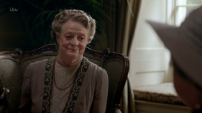 """I'm quite a tough nutcracker."" – Downton Abbey6×07"