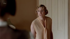 """A nasty, jealous, scheming b*tch!"" – Downton Abbey6×08"