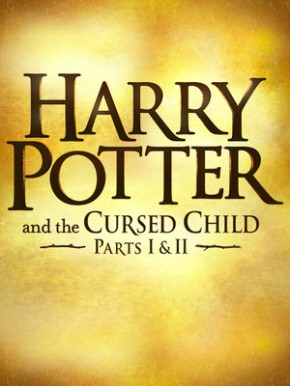 Harry Potter and the Cursed Child (THERE MAY BE SPOILERS)