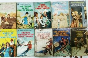 The Chalet School Books and Why I'm Obsessed with Them